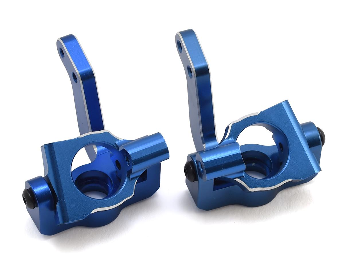 Vetta Racing Karoo Aluminum Steering Knuckle (Blue) (2)