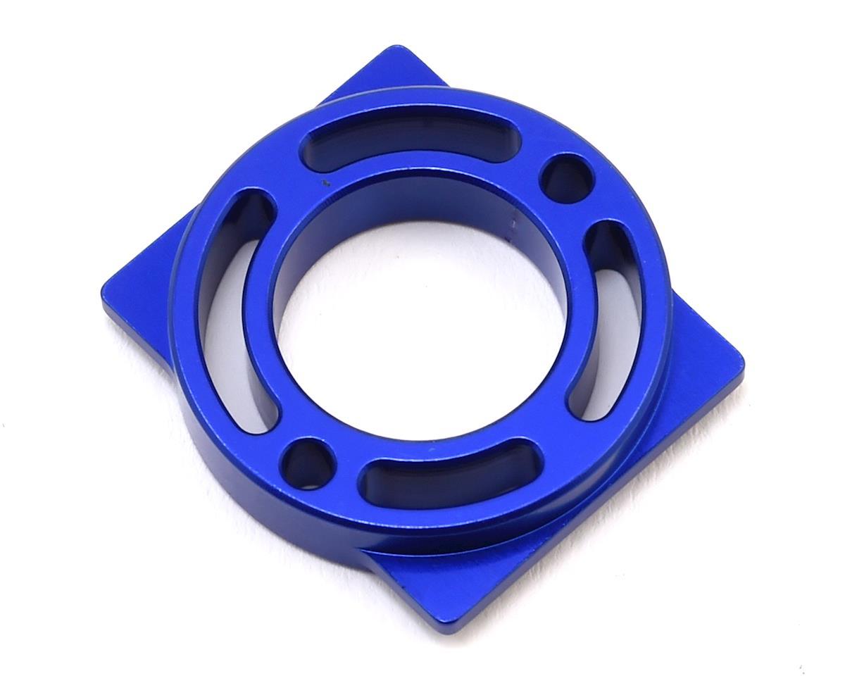 Vetta Racing Karoo Aluminum Motor Mount (Blue) (for 17T)