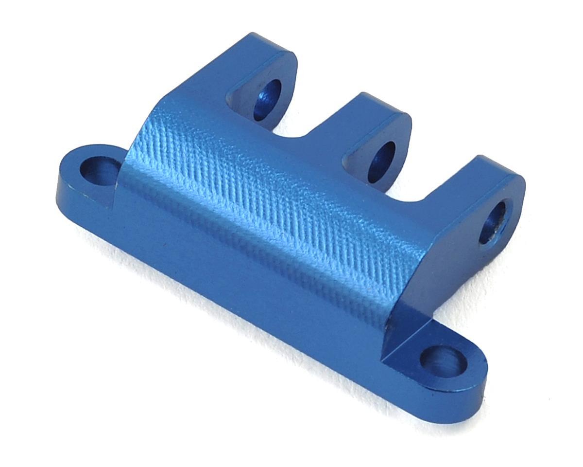 Karoo Aluminum Rear Link Holder (Blue) by Vetta Racing