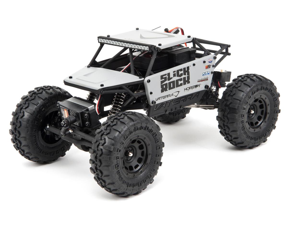 Vaterra Slickrock 1/18 Mini Rock Crawler w/DX2E 2.4GHz, NiMH Battery & Charger