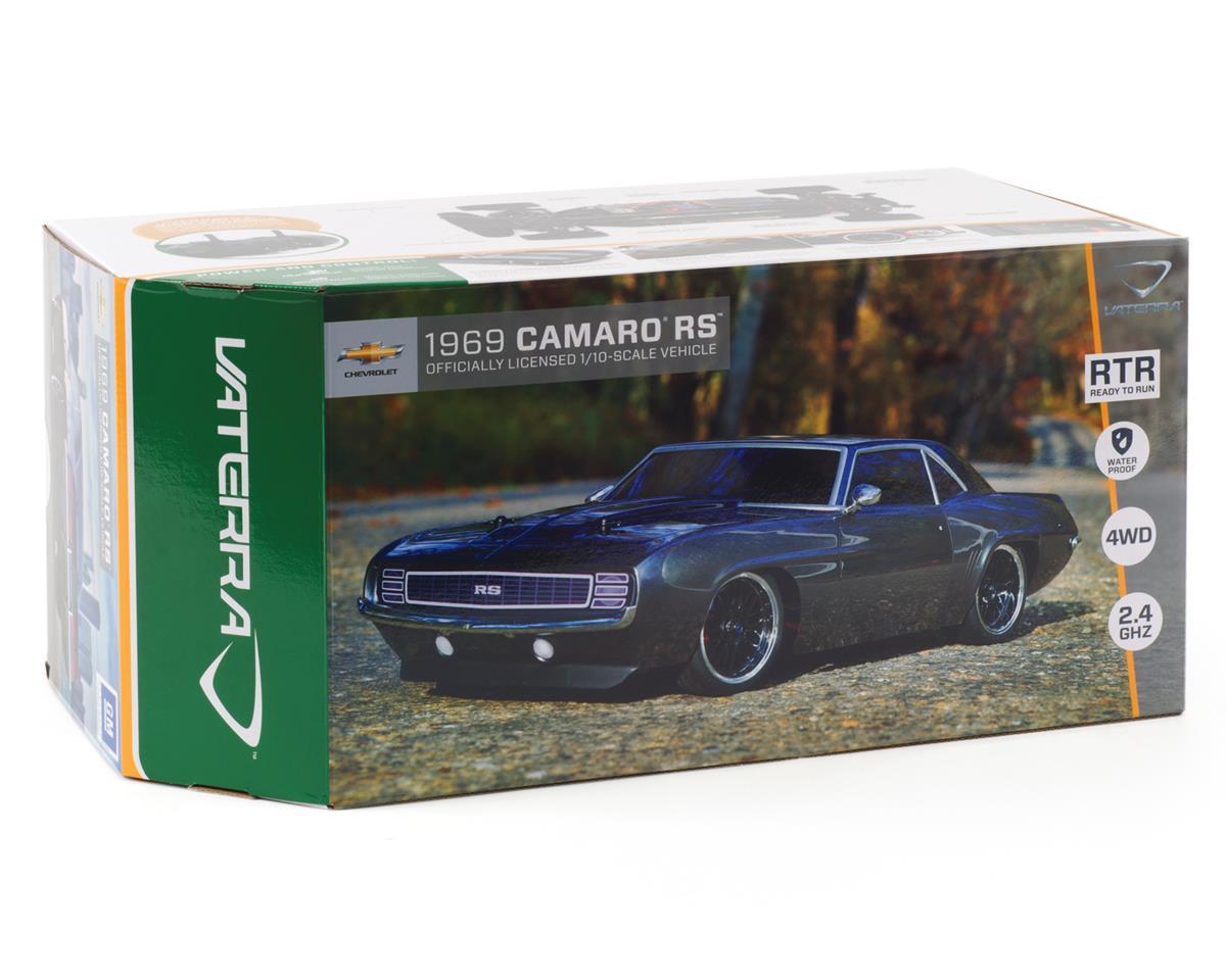 Vaterra 1969 Chevrolet Camaro RS V100S 1/10 RTR