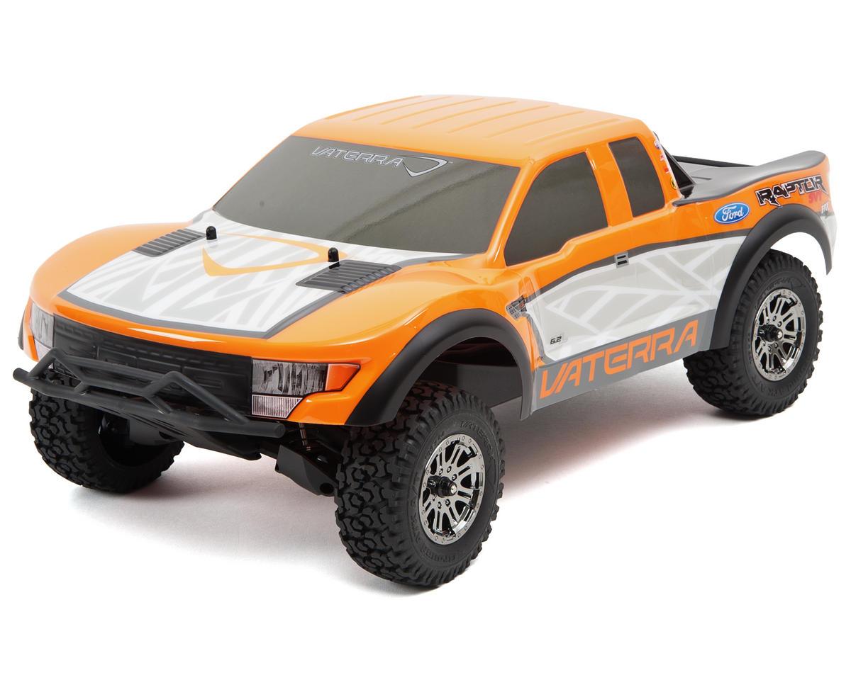 Vaterra Ford Raptor Pre-Runner 1/10 4WD RTR Truck w/DX2E 2.4GHz Radio System