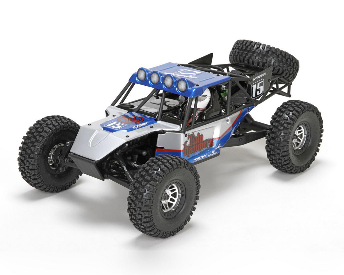 Twin Hammers V2 1/10 4WD RTR Rock Racer by Vaterra