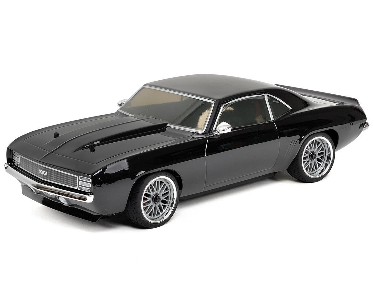 Vaterra 1969 Chevrolet Camaro Ss Brushless V100s 1 10 Rtr