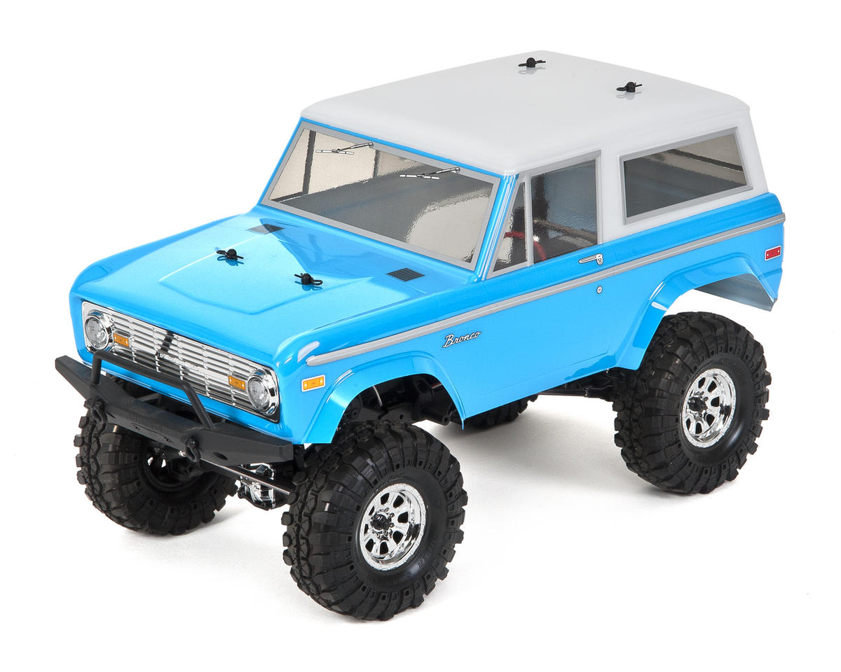 Vaterra Ascender 1972 Ford Bronco RTR Rock Crawler