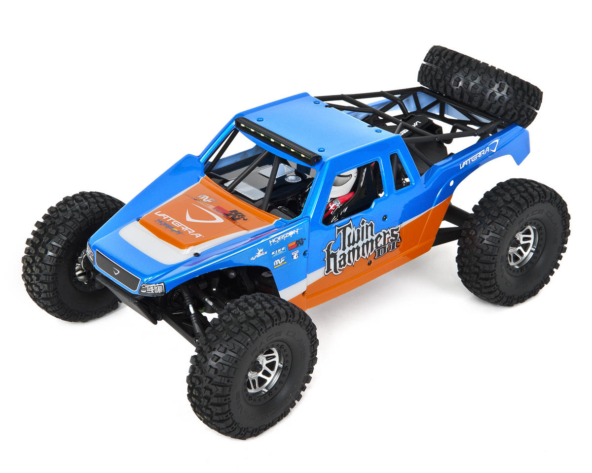 Vaterra Twin Hammers DT 1.9 1/10 4WD RTR Electric Desert Truck