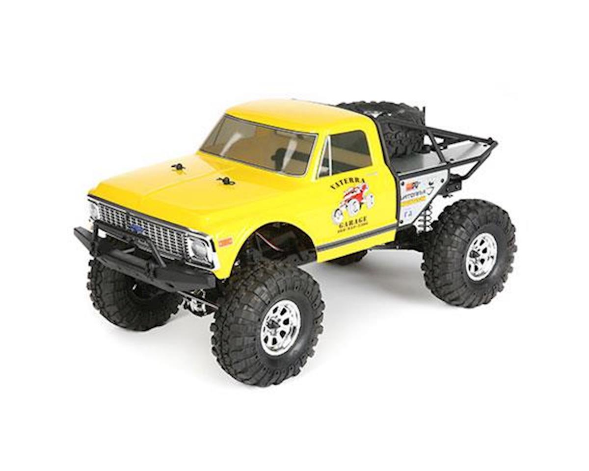 Ascender Chevrolet K10 Pickup RTR Rock Crawler w/DX2e 2.4GHz Radio by Vaterra