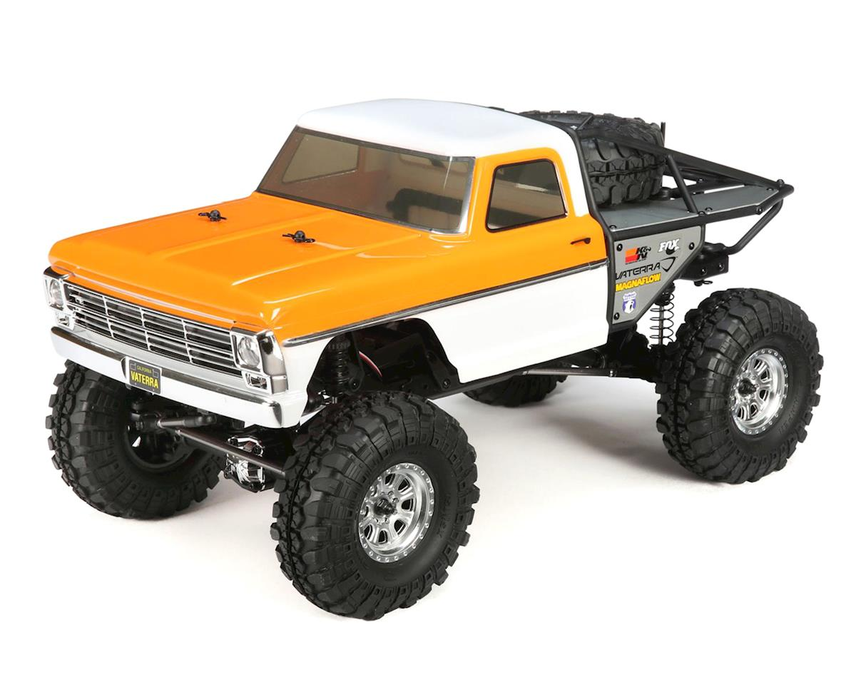 Ascender 1968 Ford F-100 Bind & Drive Rock Crawler