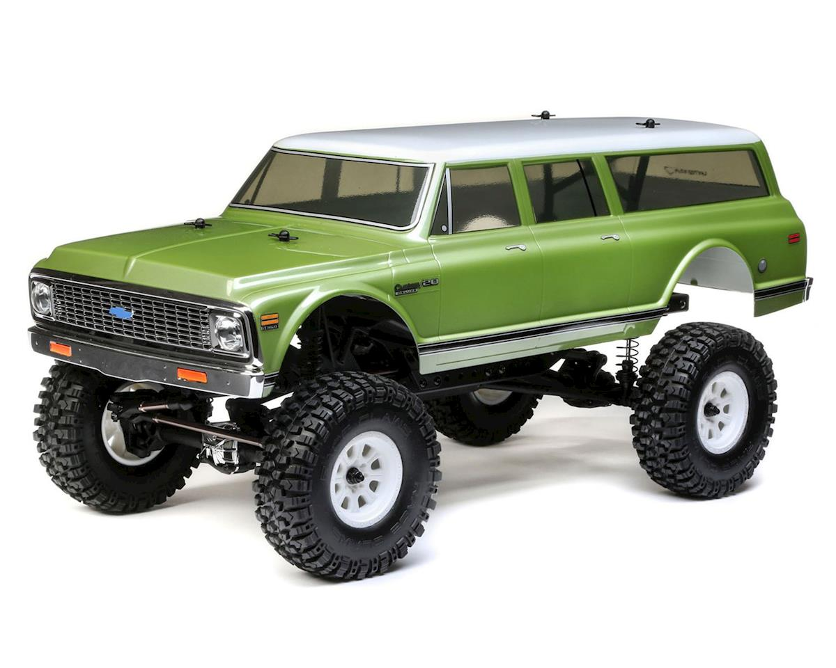 Vaterra Ascender 1972 Chevy Suburban RTR Rock Crawler ...