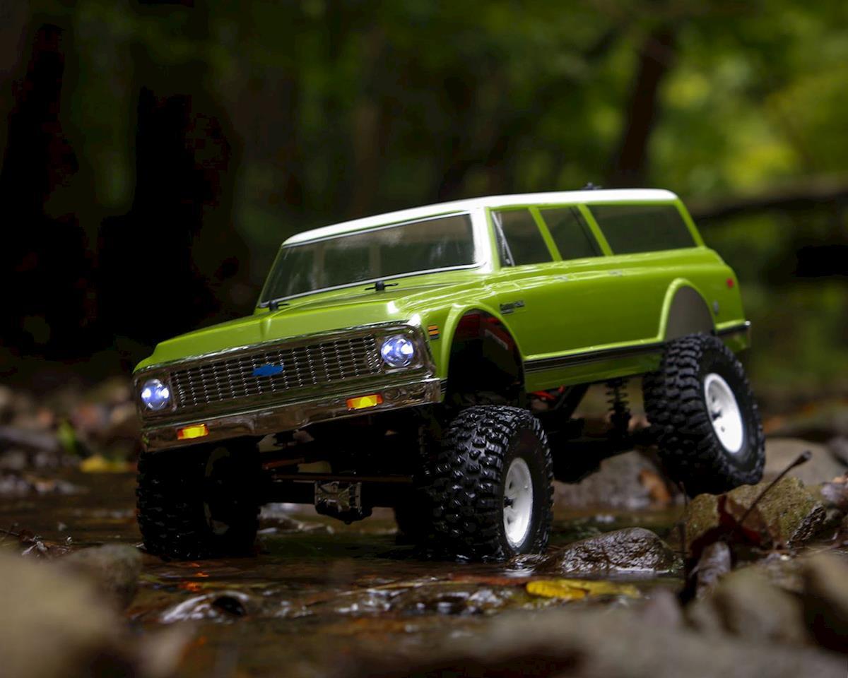 Vaterra Ascender 1972 Chevy Suburban RTR Rock Crawler