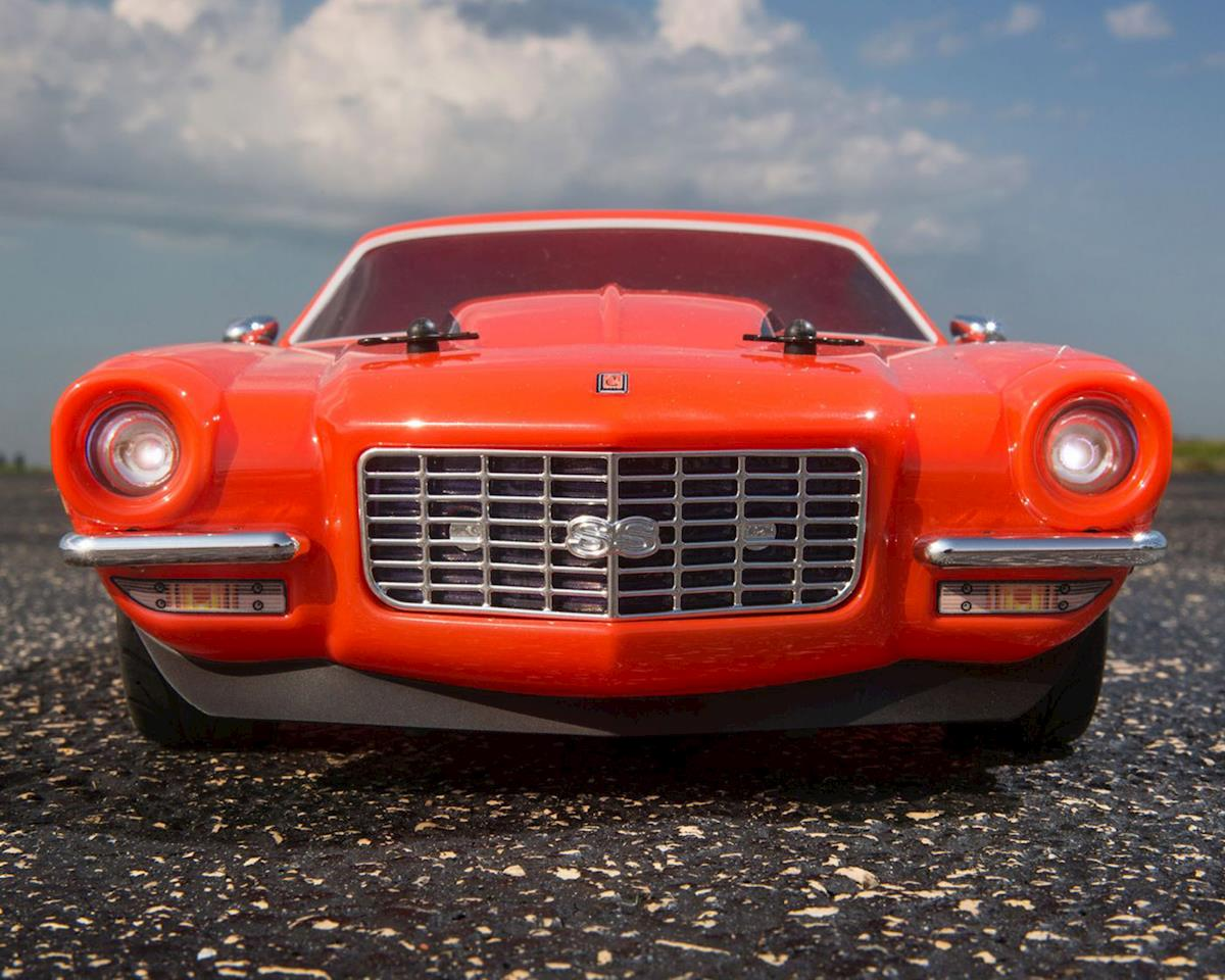 Image 3 for Vaterra 1972 Chevy Camaro SS V100 RTR 1/10 4WD Electric 4WD On-Road Car (Orange)