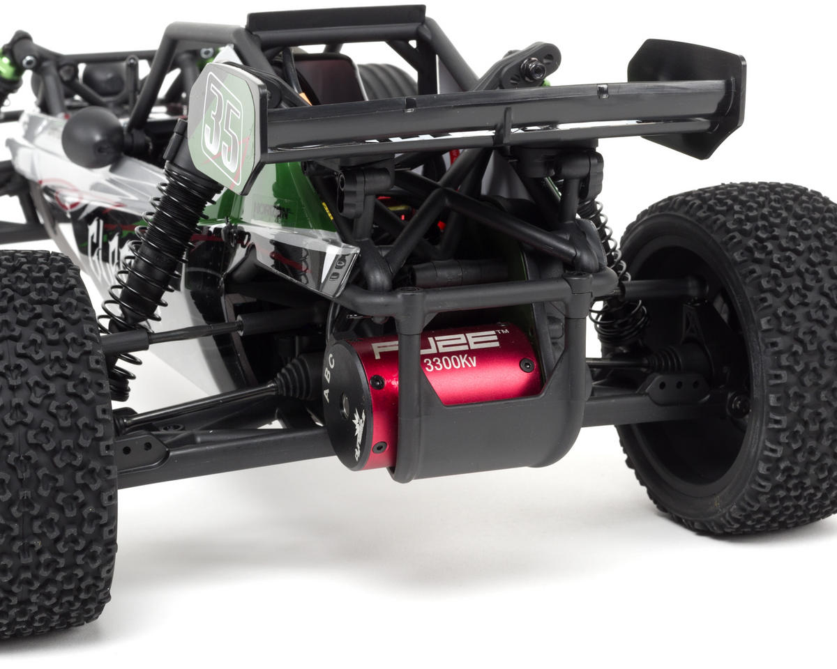 Vaterra Glamis Uno 1/8 RTR Brushless 2wd Buggy w/DX2L 2.4GHz, Brushless, LiPo Battery & Charger