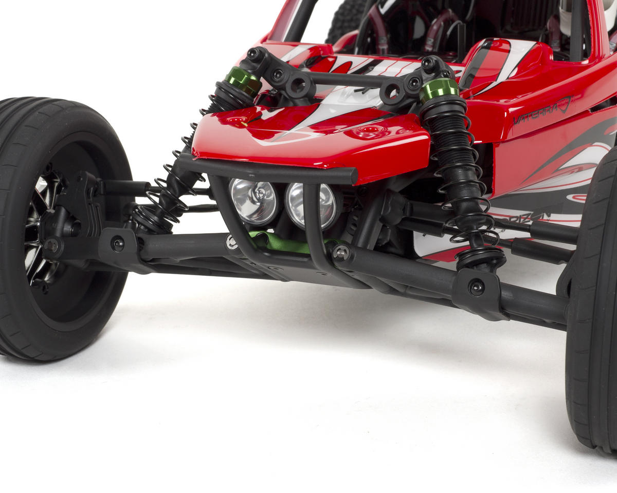 Vaterra Glamis Fear 1/8 RTR Brushless 2wd Buggy w/DX2L, Brushless, LiPo Battery & Charger