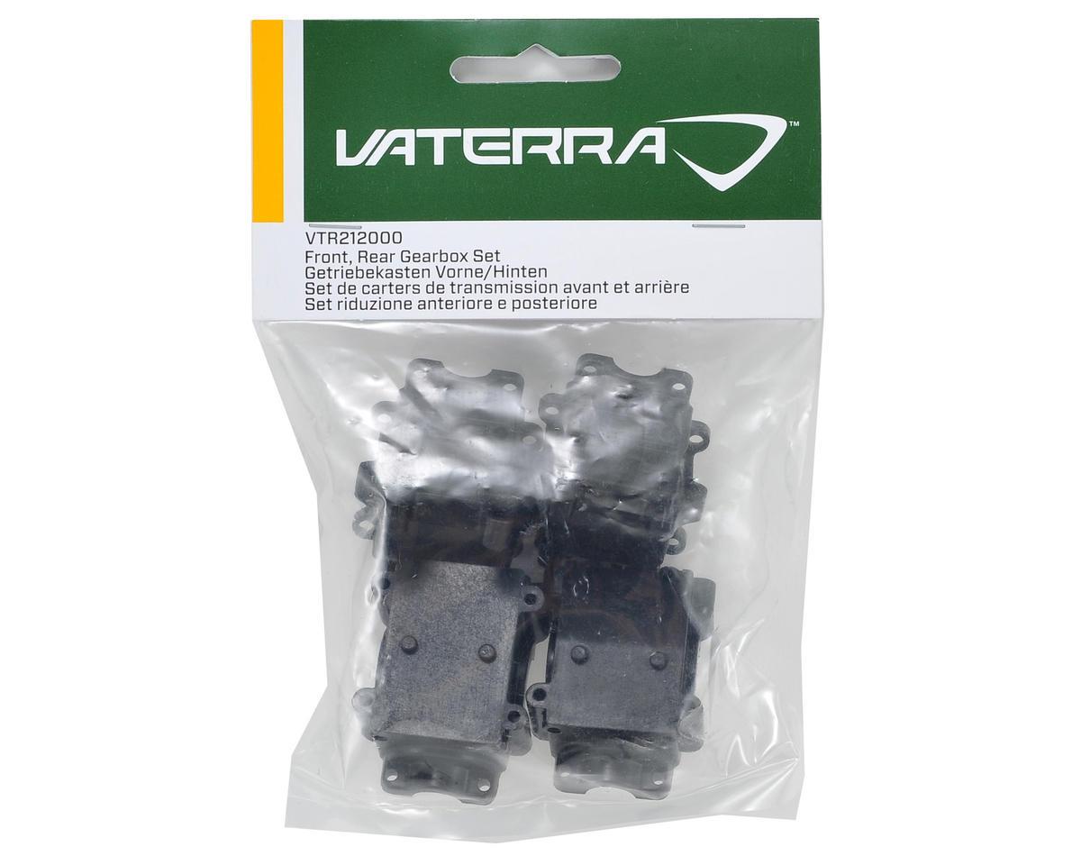 Vaterra Front/Rear Gearbox Set