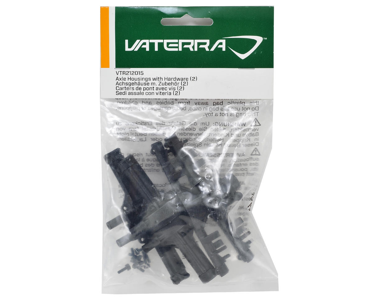 Vaterra Axle Housing Set (2)