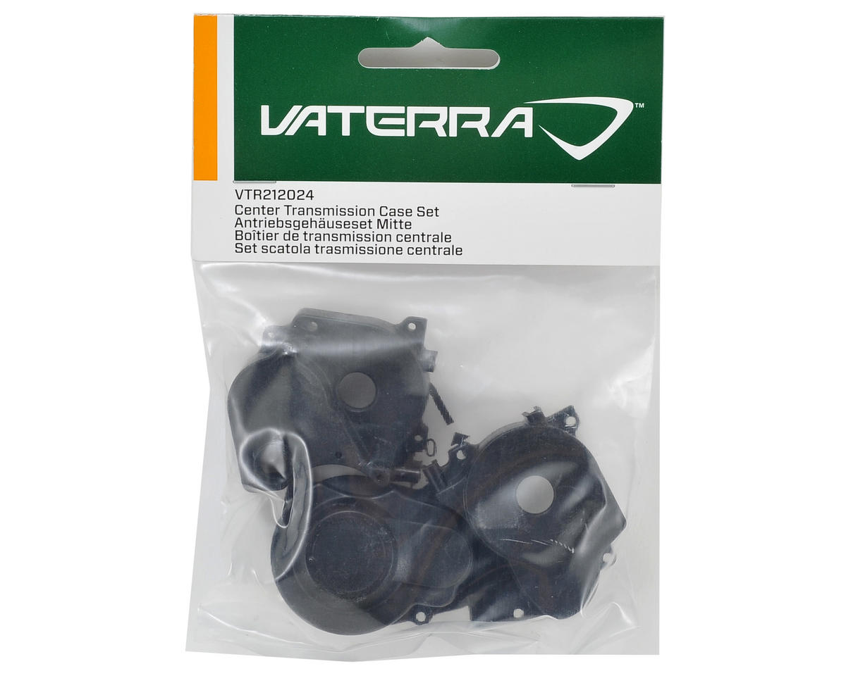 Vaterra Center Transmission Case Set