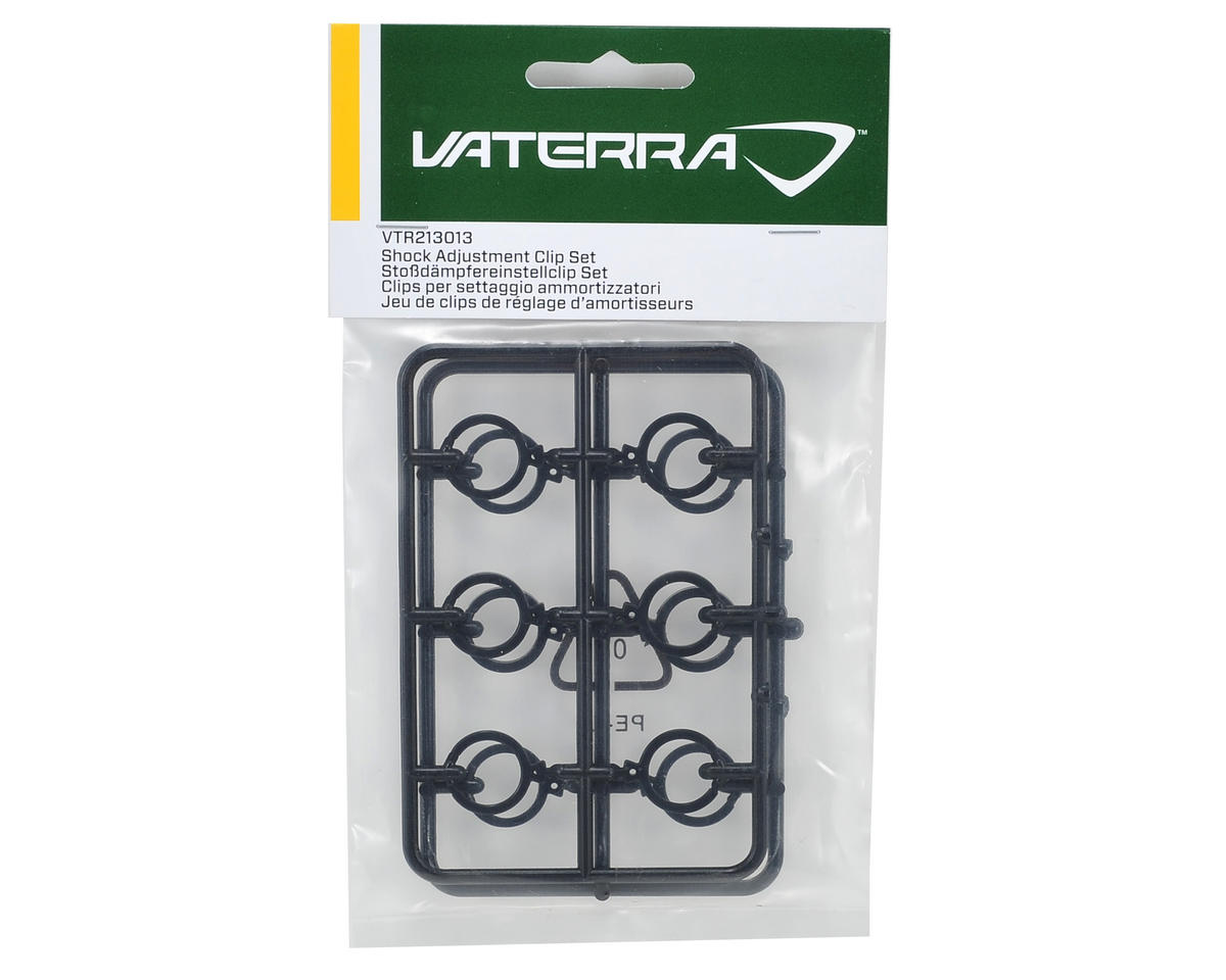 Vaterra Shock Adjustment Clip Set