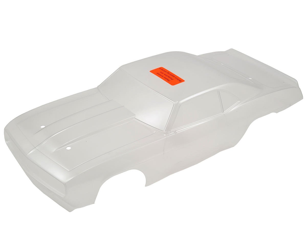 Vaterra V100S 1969 Chevrolet Camaro RS Body Set (Clear)