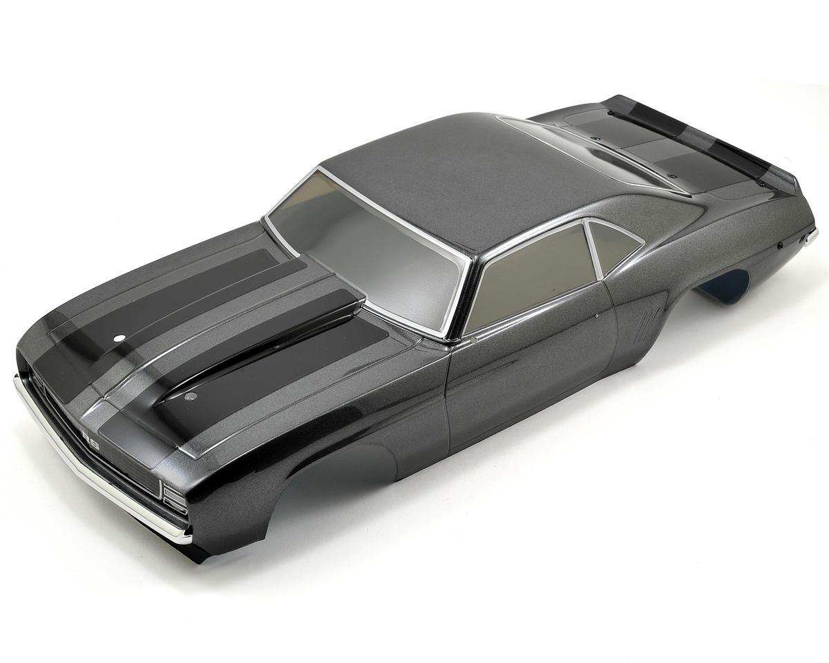 Vaterra 1969 Chevrolet Camaro RS Body Set (Gun Metal) [VTR230010]   Cars &  Trucks