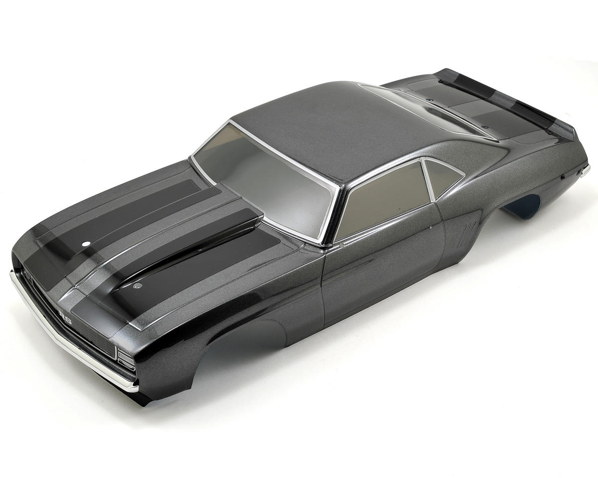 Vaterra 1969 Chevrolet Camaro RS Body Set (Gun Metal)