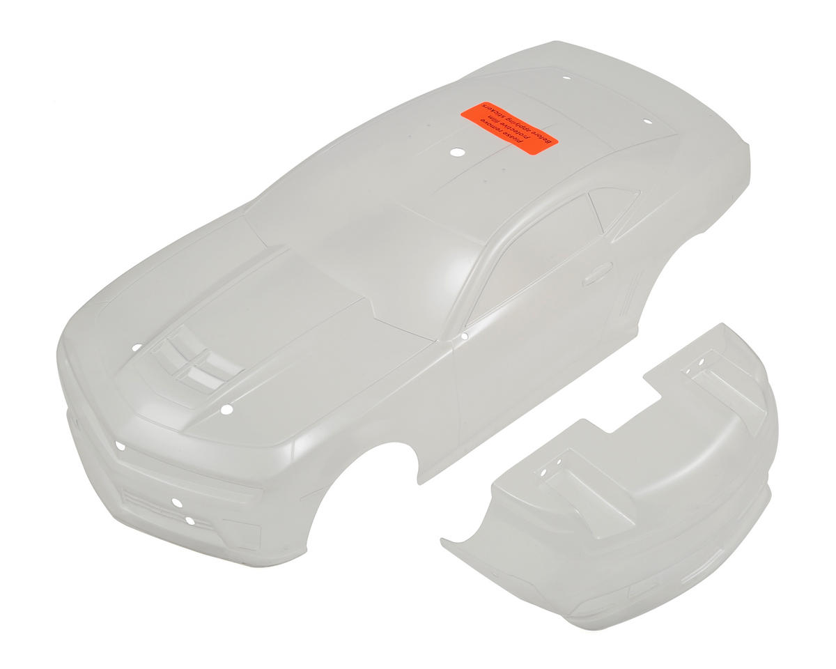 Vaterra V100S 2012 CHP Chevrolet Camaro Body Set (Clear)