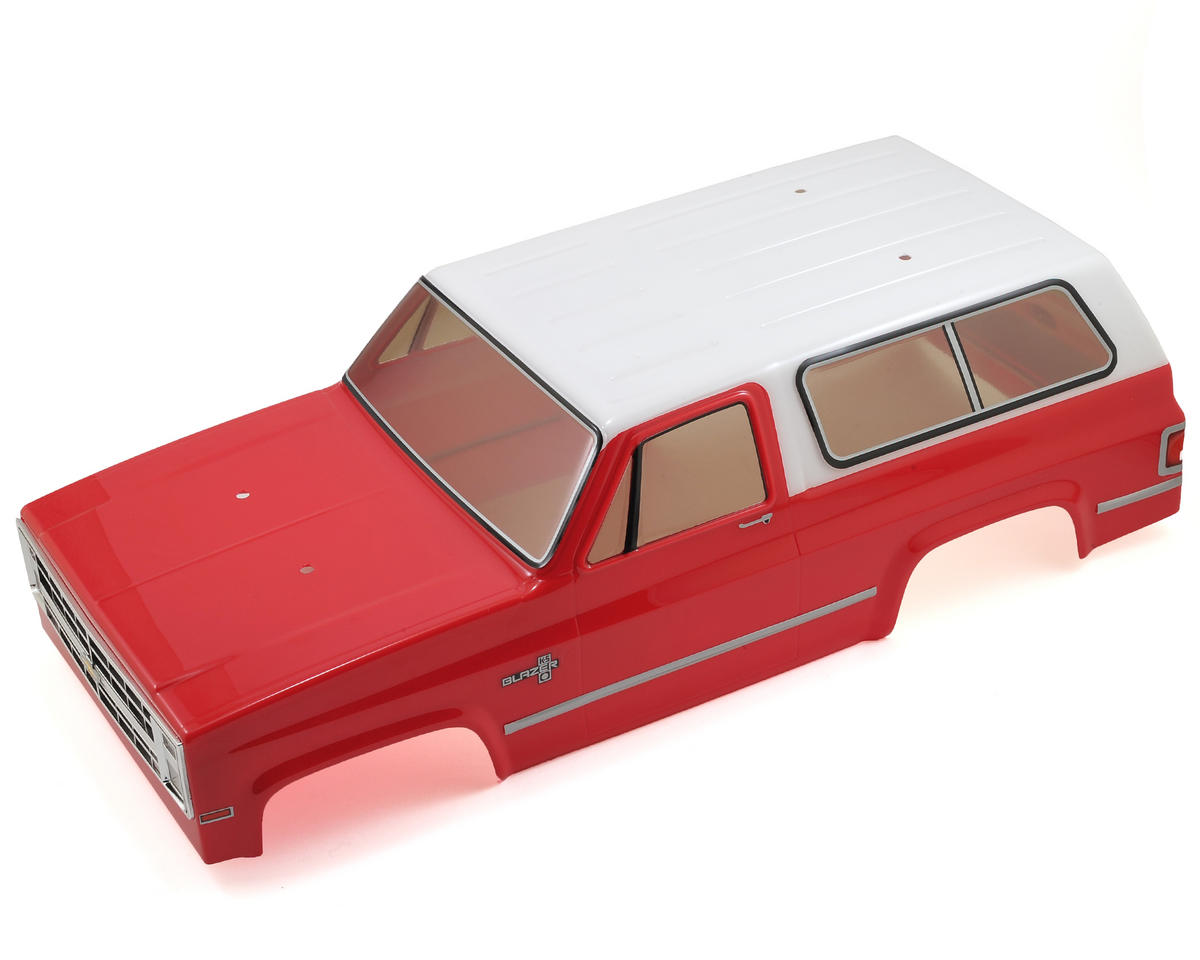 Vaterra Chevy Blazer K5 4x4 Pre Painted Body Set Vtr230043 Cars Trucks Amain Hobbies