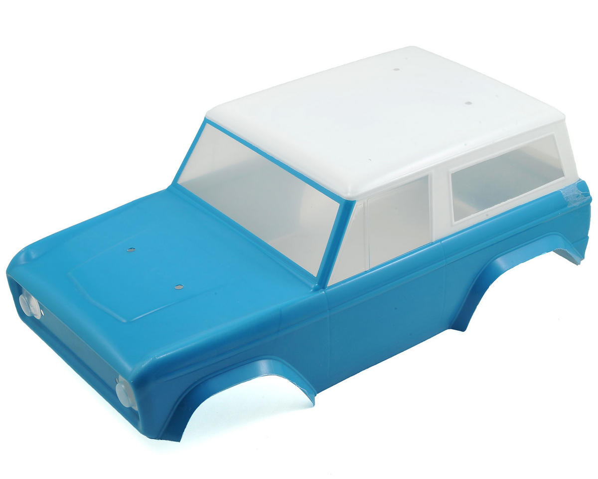 72 Ford Bronco Pre-Painted Crawler Body