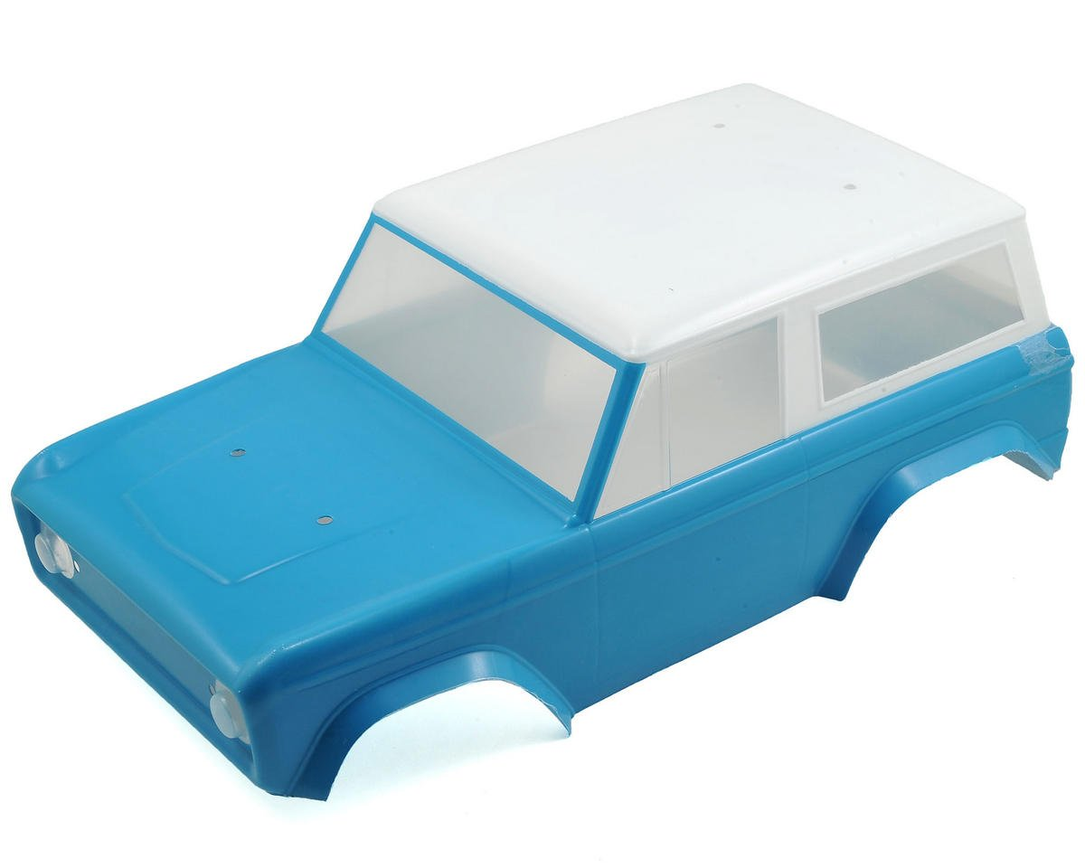 Vaterra 72 Ford Bronco Pre-Painted Crawler Body