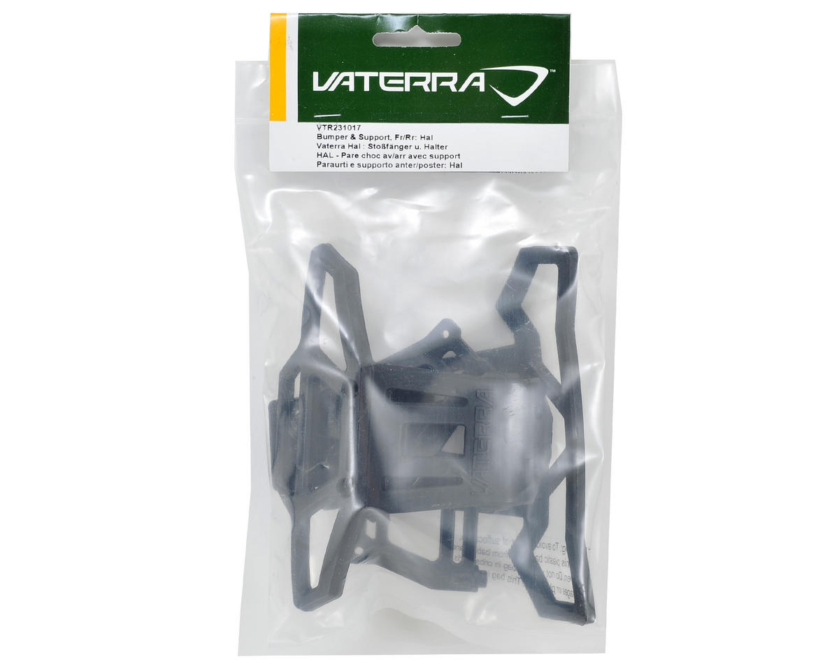 Vaterra Bumper & Support Set