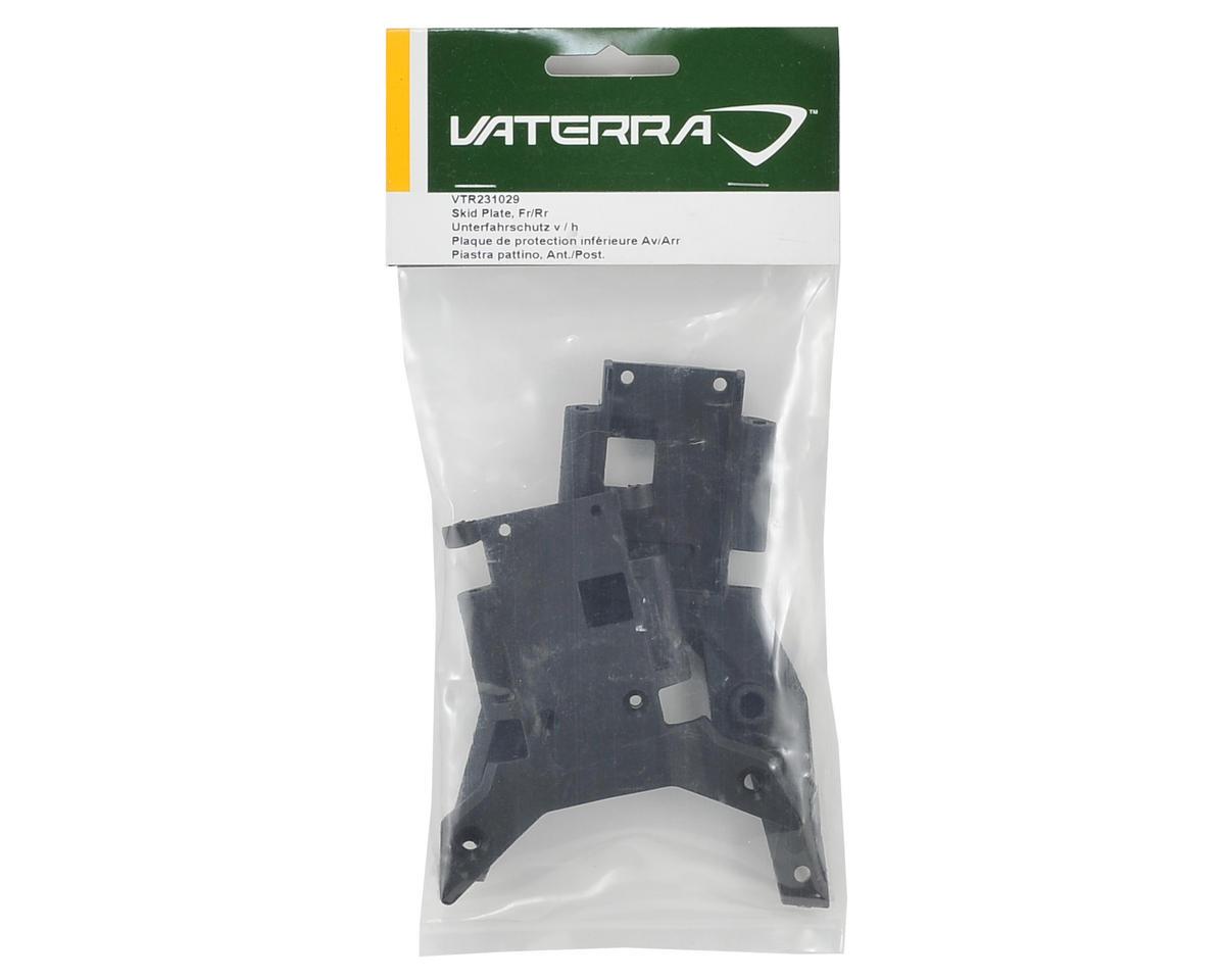 Vaterra Front/Rear Skid Plate Set