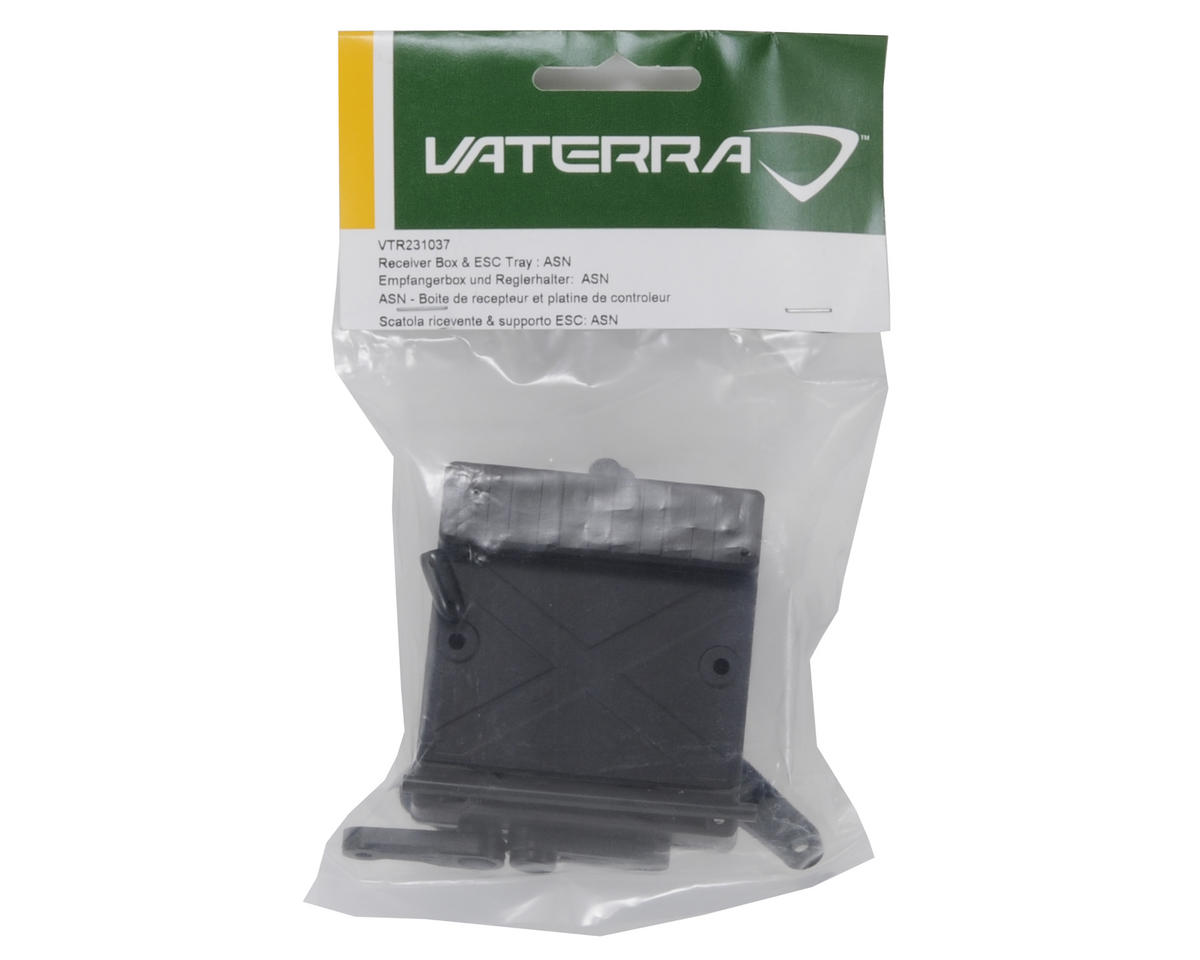 Vaterra Receiver Box & ESC Tray