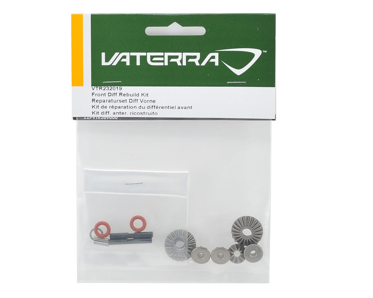 Vaterra Front Differential Rebuild Kit