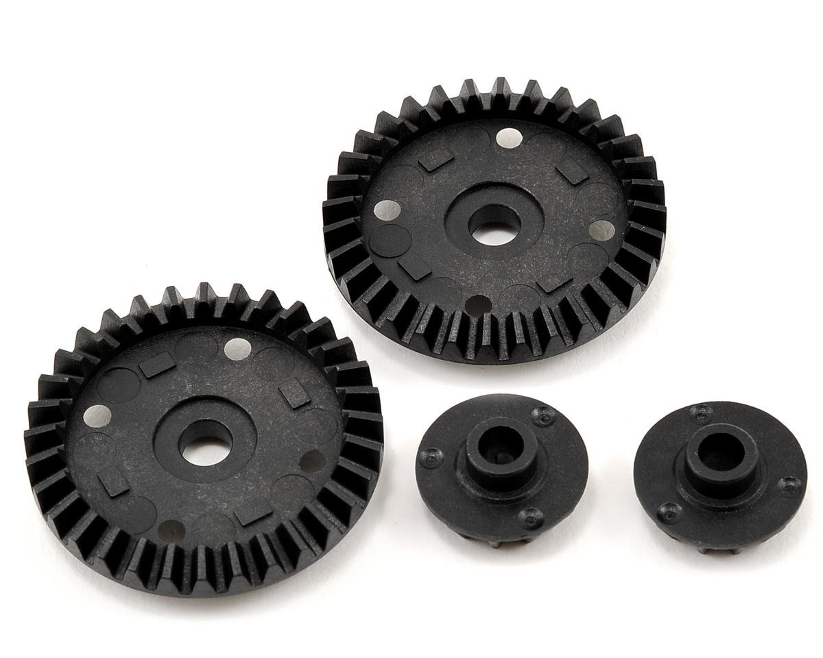 Differential Ring & Pinion Gear Set by Vaterra