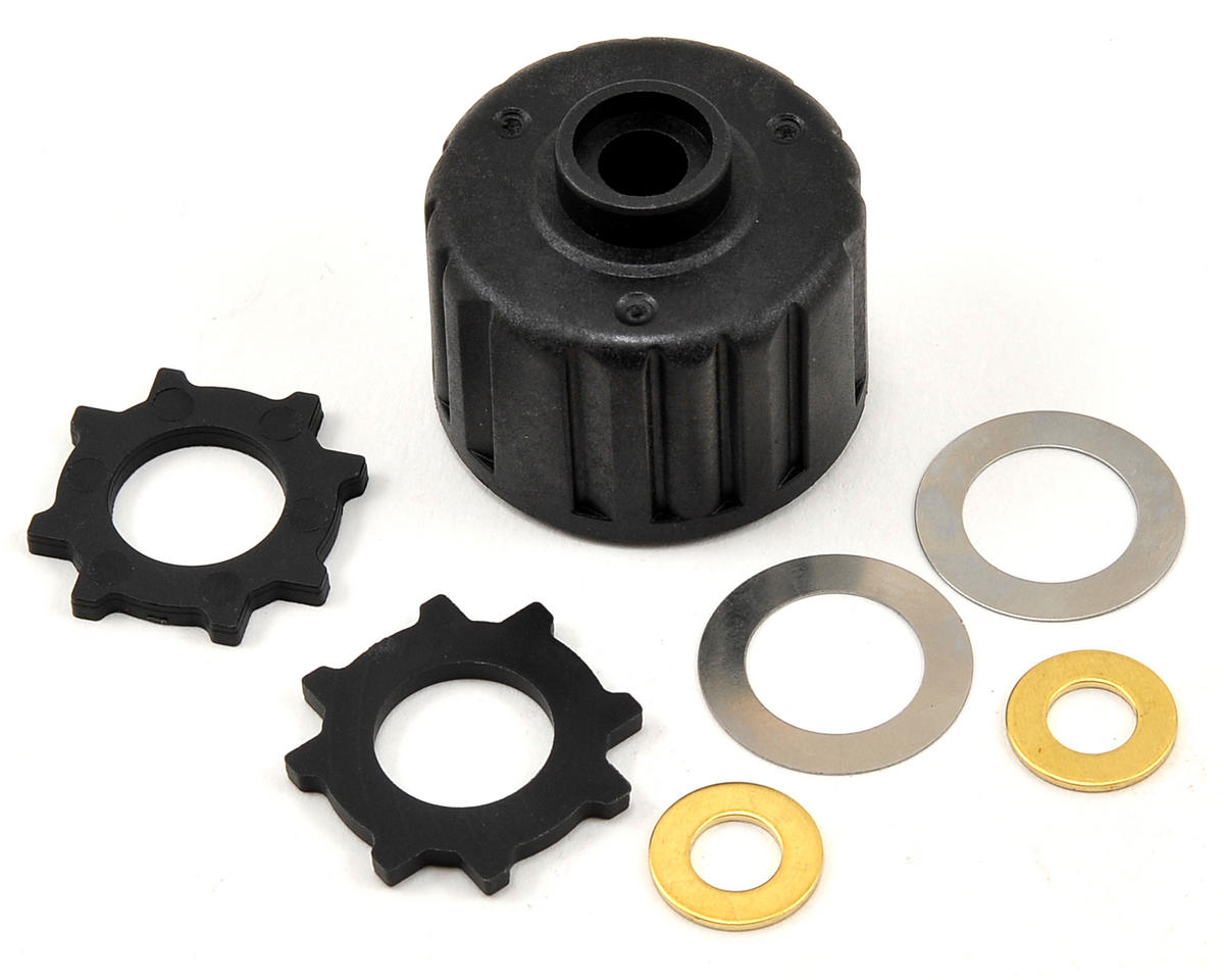 Vaterra Halix Differential Housing & Spacer Set