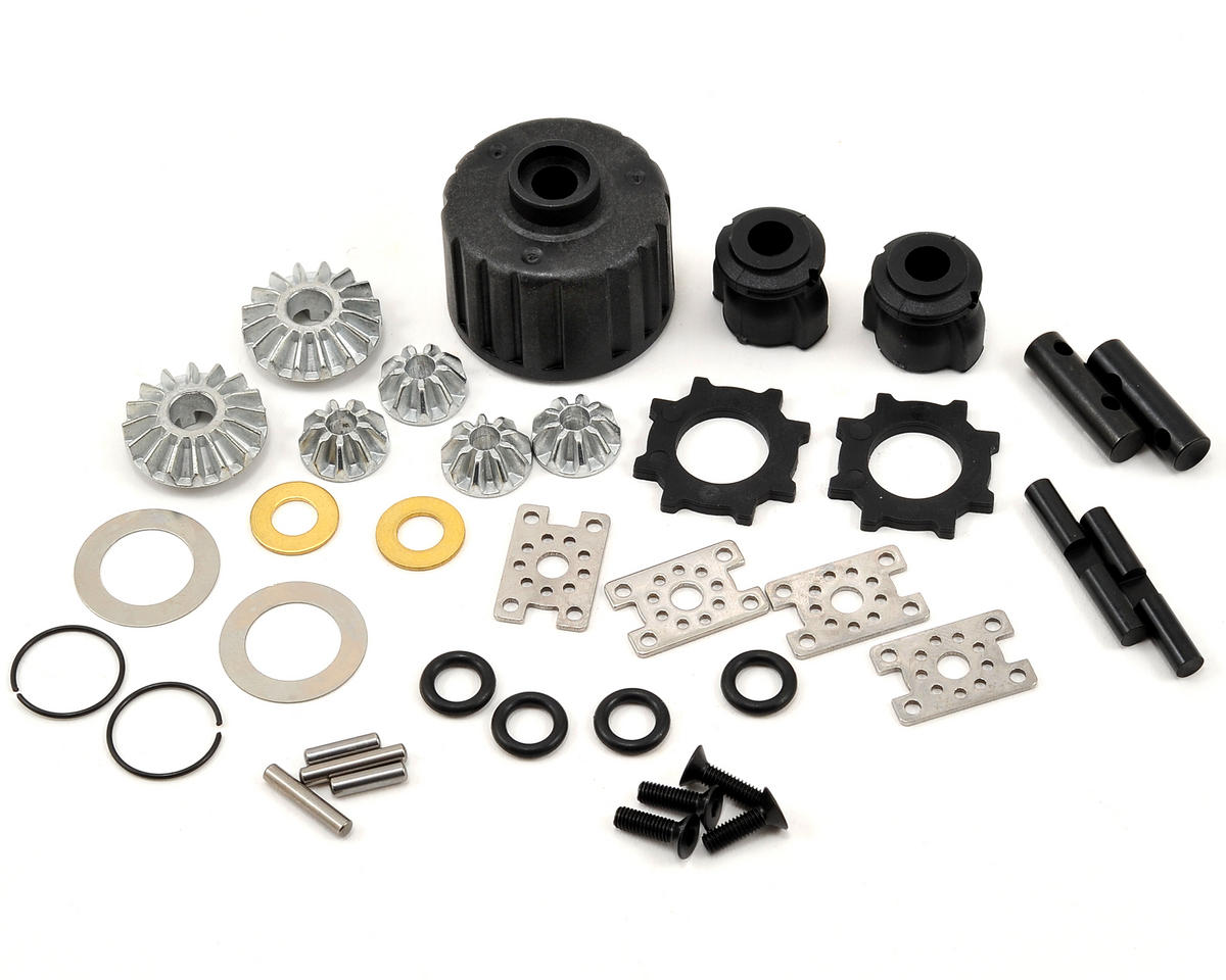 Vaterra Halix Differential Set