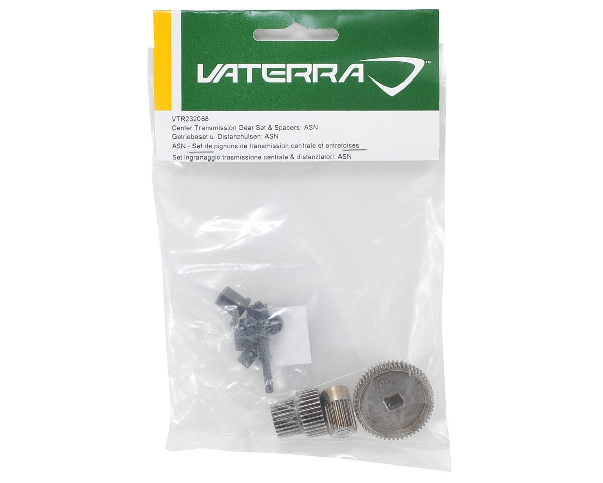 Vaterra Center Transmission Gear Set