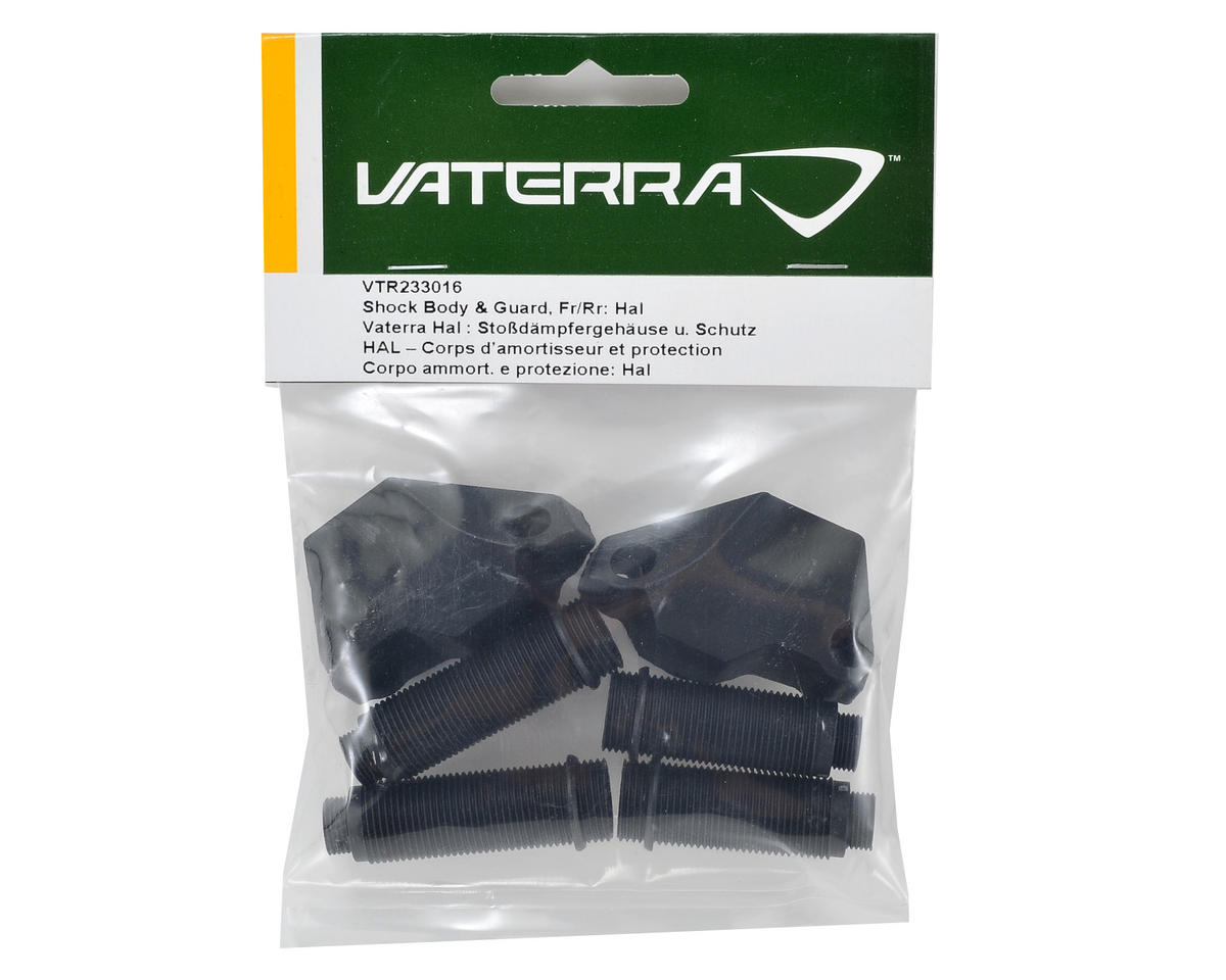 Vaterra Shock Body & Guard Set