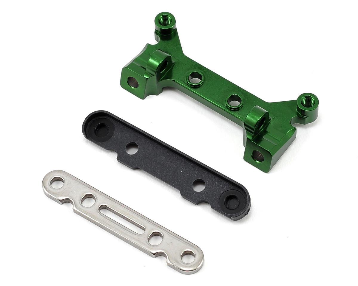 Vaterra Front Hinge Pin Brace & Cap Set