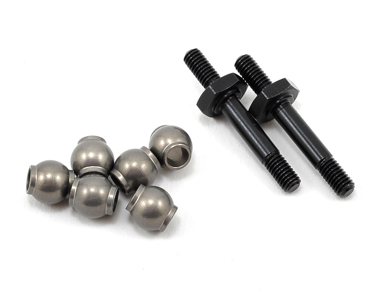 Vaterra Pre Runner Pushrod Pivot Ball & Pin Set