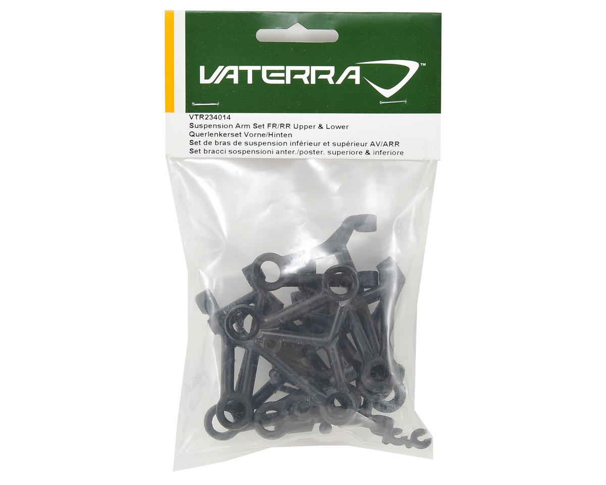 Vaterra Front & Rear Suspension Arm Set