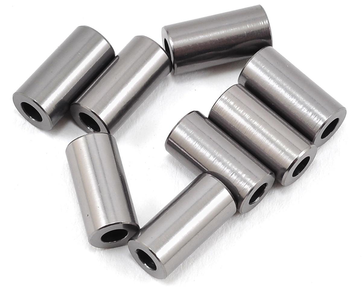 Vaterra Link Spacers  Aluminum  3x6x12mm 8 VTR234030