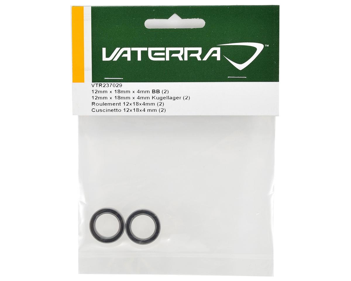 Vaterra 12x18x4mm Ball Bearing (2)