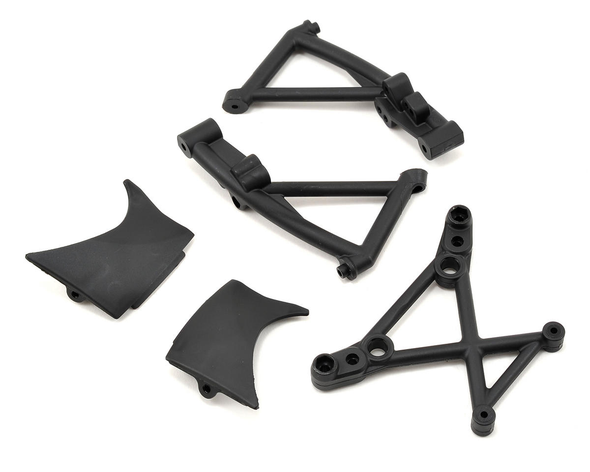 Vaterra Glamis Uno Front Tower, Cover & Support Set