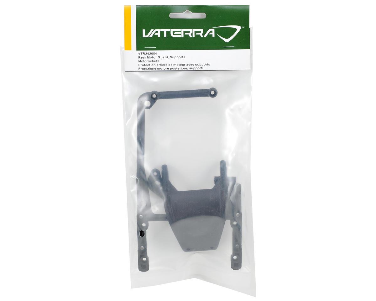 Vaterra Rear Motor Guard & Support Set