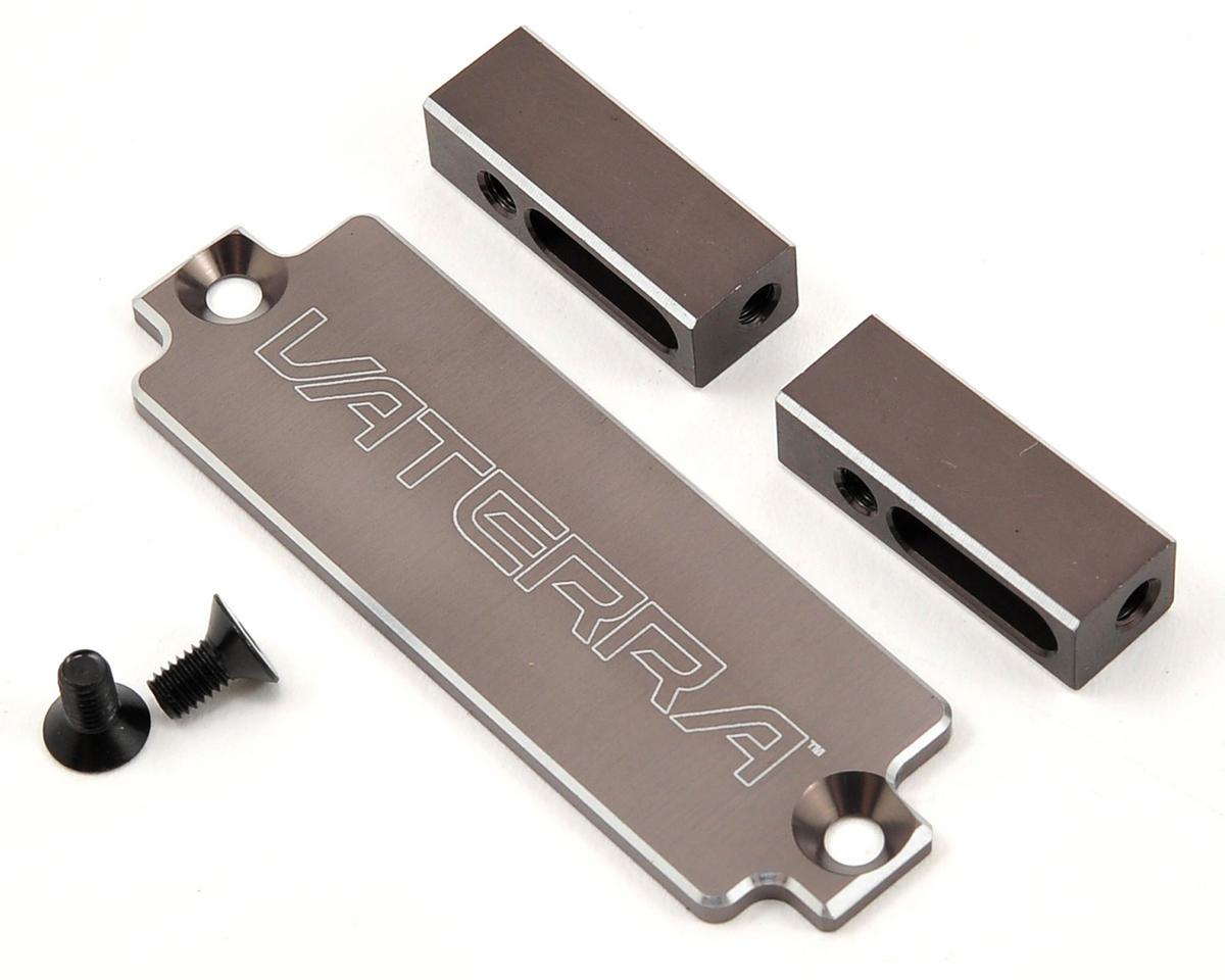 Aluminum Servo Mount Set by Vaterra