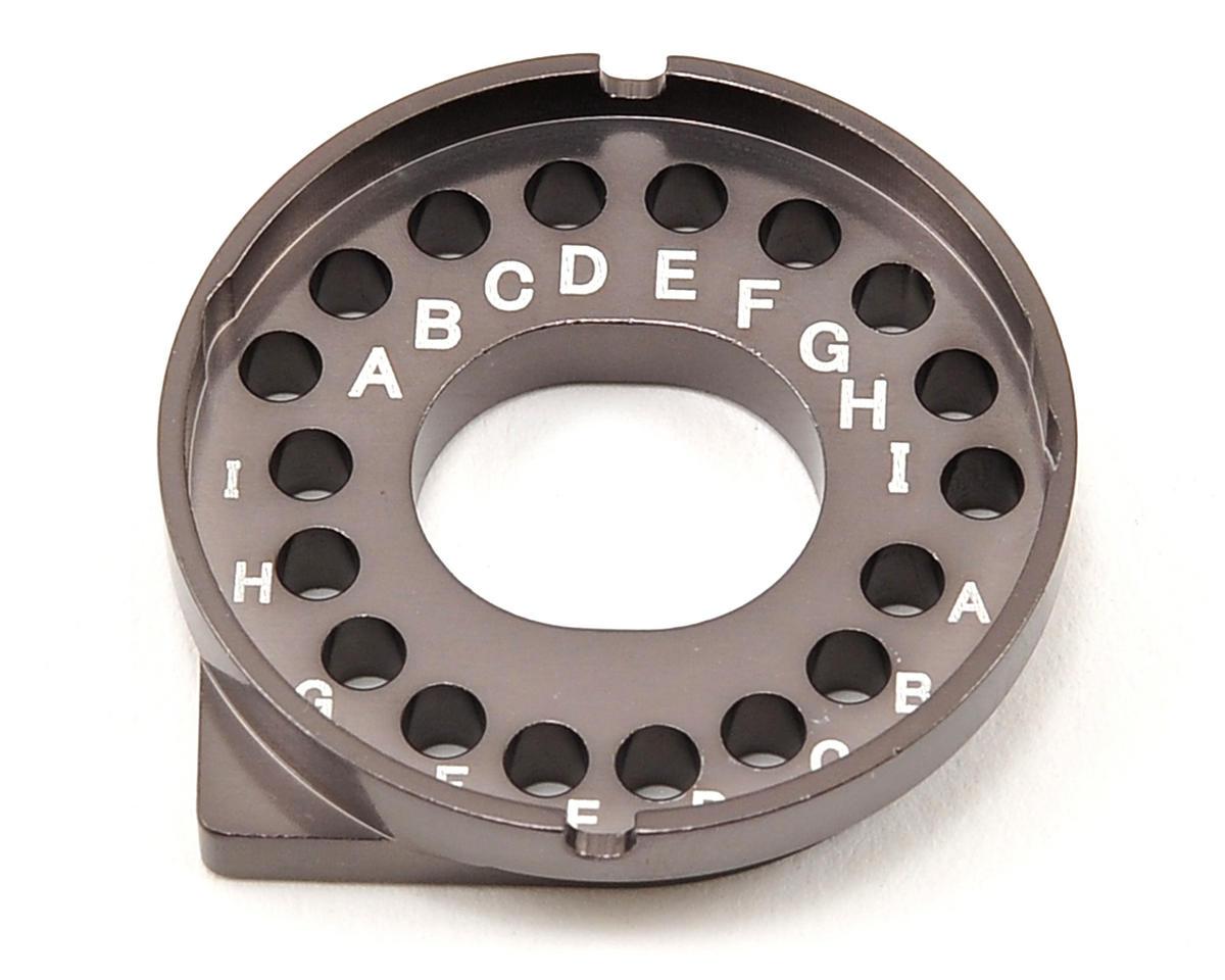 Aluminum Motor Plate by Vaterra