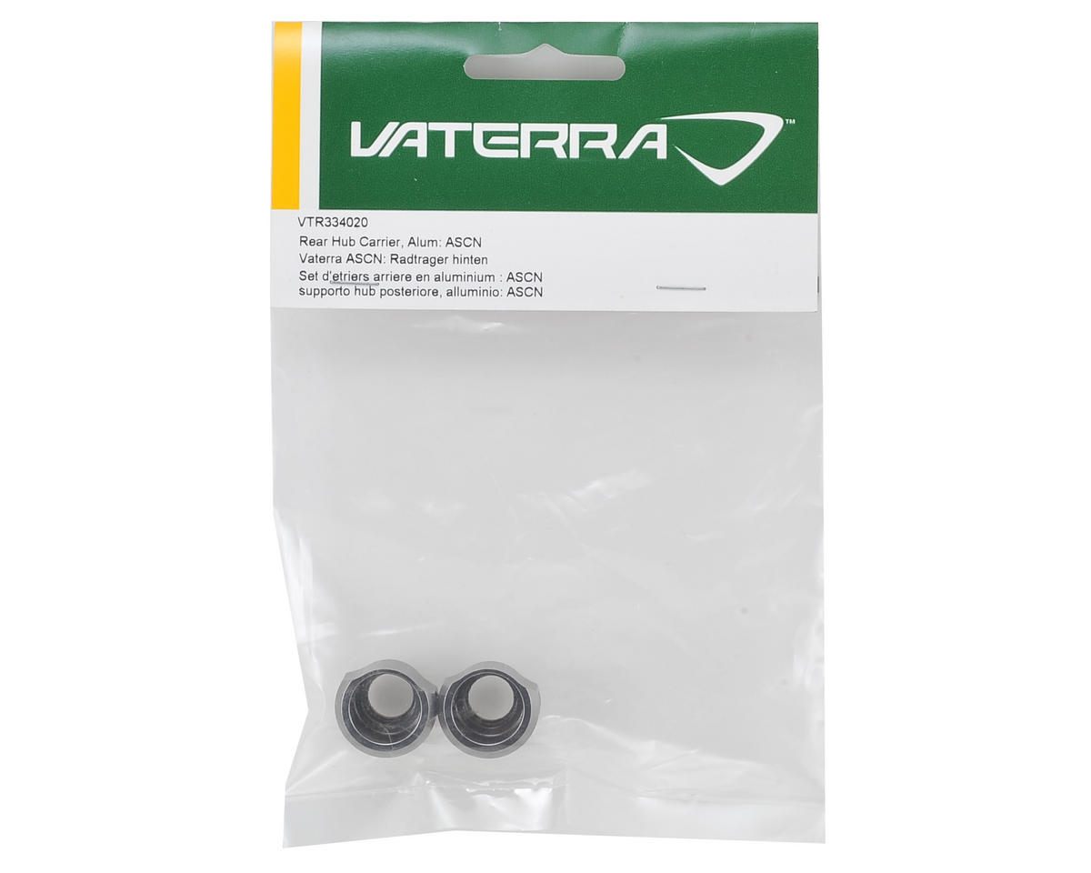 Vaterra Ascender Aluminum Rear Hub Carrier