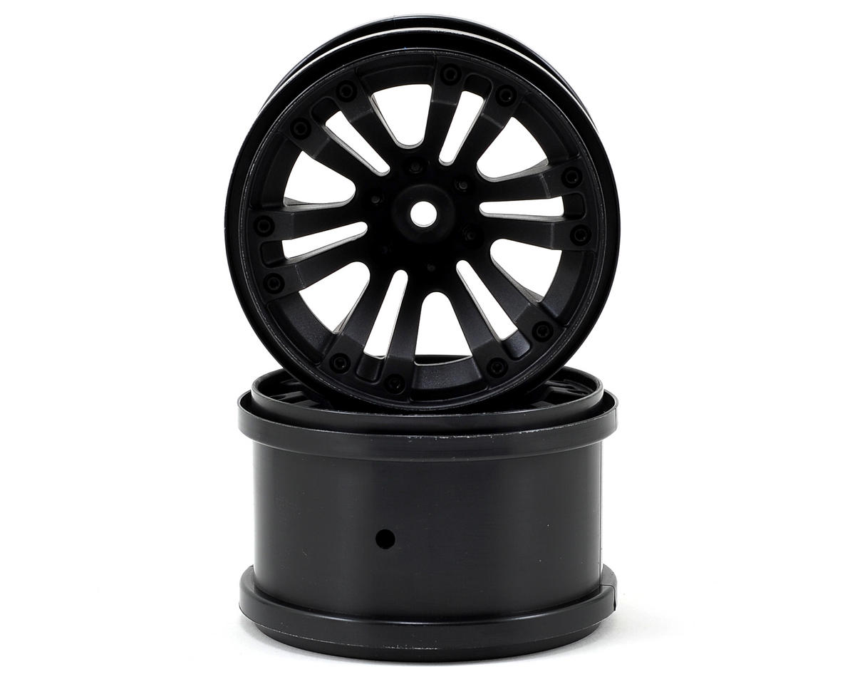 Halix Wheel (Black) (2) by Vaterra