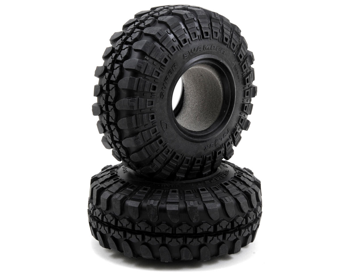 "Vaterra Interco TSL SX Swamper 1.9"" Rock Crawler Tires (2)"