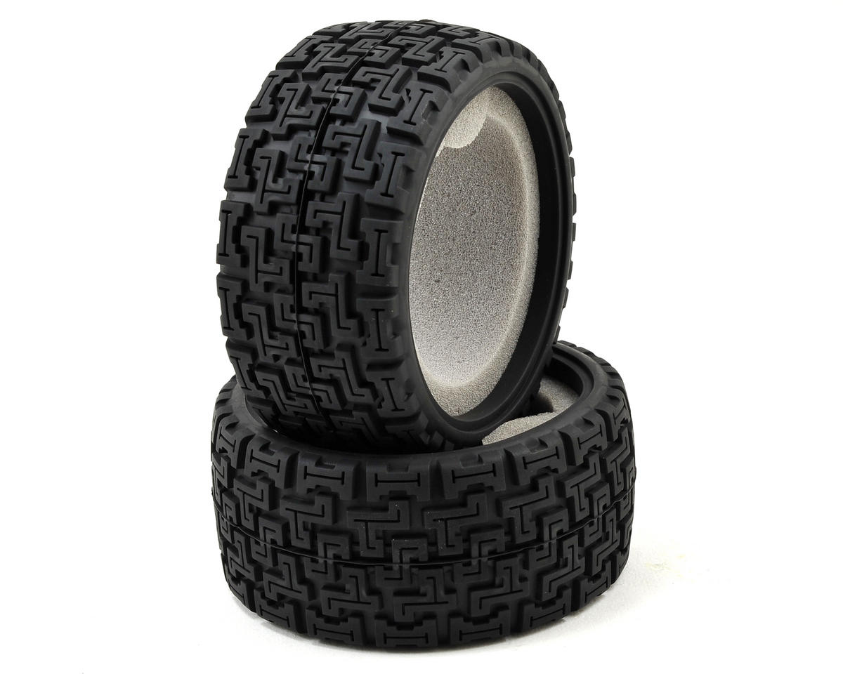 Vaterra Rally Tire w/Foam (2)